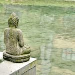 Buddha Statues God Water China Religion Sculpture
